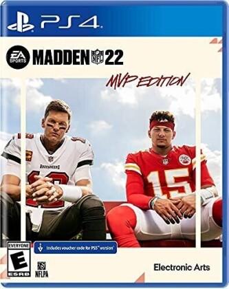 Madden NFL 22 - (MVP Edition)