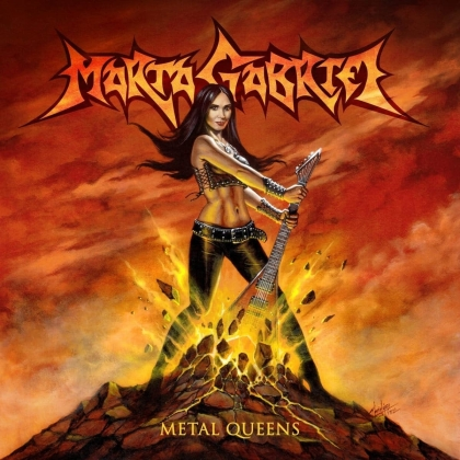 Marta Gabriel (Crystal Viper) - Metal Queens (Digipack, Limited Edition)