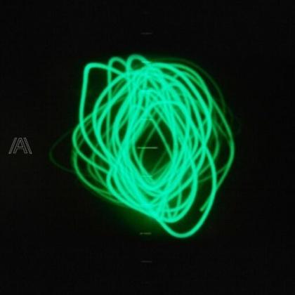 A\ (Emilie Zoe & Franz Treichler) - /A\ (Limited Edition, White Vinyl, LP)