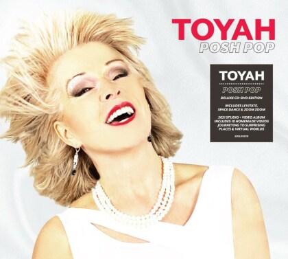 Toyah - Posh Pop (Deluxe Edition, CD + DVD)