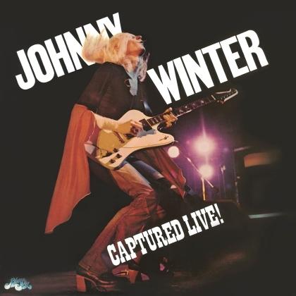 Johnny Winter - Captured Live (2021 Reissue, Music On Vinyl, LP)