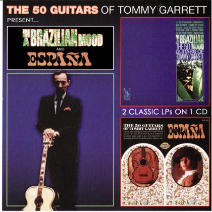 Tommy Garret - In A Brazilian Mood & Espana (2021 Reissue)