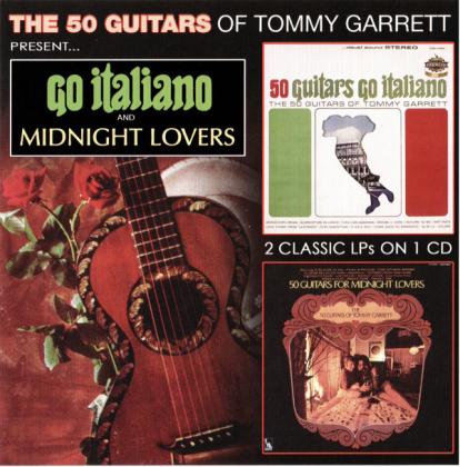 Tommy Garret - Go Italiano & Midnight Lovers (2021 Reissue)