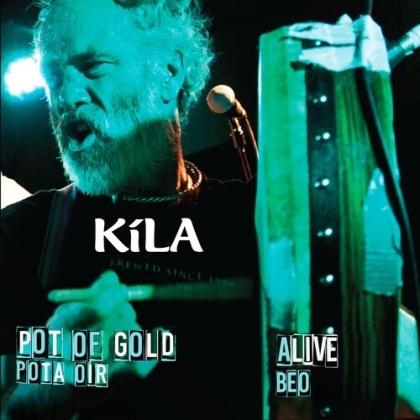 Kila - Pot Of Gold / Alive (CD + DVD)