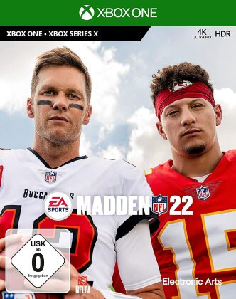 Madden NFL 22 (German Edition)