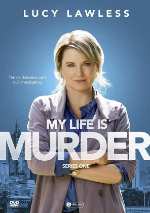My Life Is Murder - Series 1 (2 DVDs)