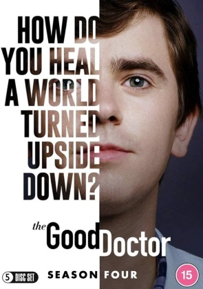 The Good Doctor - Season 4 (5 DVDs)
