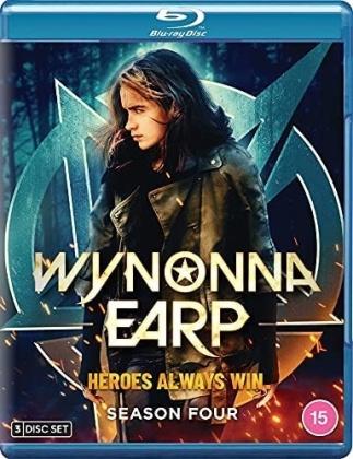 Wynonna Earp - Season 4 - The Final Season (3 Blu-rays)