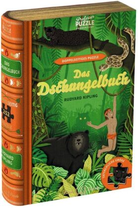 Das Dschungelbuch Puzzle (Spiel)
