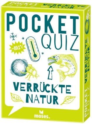 Pocket Quiz Verrückte Natur