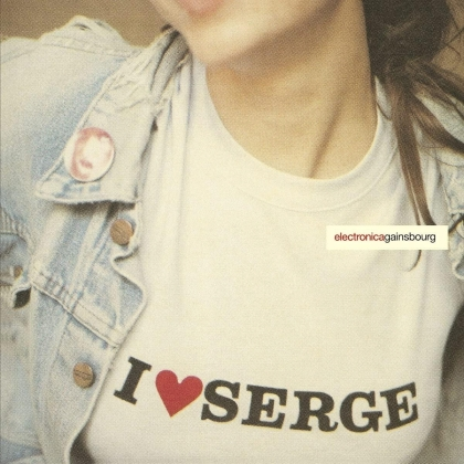 Tribute To Gainsbourg Serge - I Love Serge (2 LPs)