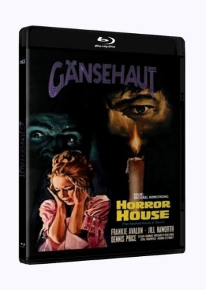 Gänsehaut - Horror House (1969) (Limited Edition, Repackaged)