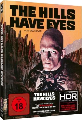 The Hills Have Eyes (1977) (Limited Edition, Mediabook, Restaurierte Fassung, 4K Ultra HD + Blu-ray)