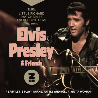 Elvis Presely - & Friends (2 CDs)