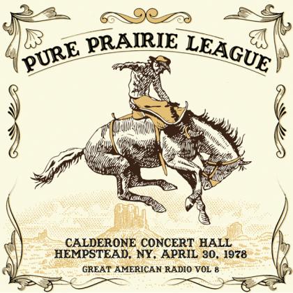 Pure Prairie League - Great American Radio Volume 8 (2 CDs)