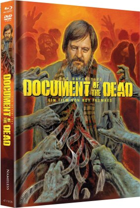 The Definitive Document of the Dead (2012) (Limited Edition, Mediabook, Blu-ray + DVD)