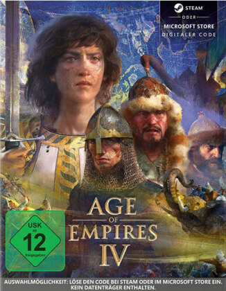 Age of Empires 4 - (Code in a Box) (German Edition)