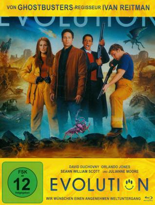 Evolution (2001) (Steelbook)