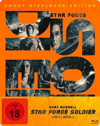 Star Force Soldier (1998) (Steelbook)