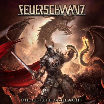 Feuerschwanz - Die Letzte Schlacht (CD + Blu-ray)