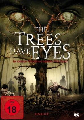 The Trees have Eyes - In diesen Wäldern lauert der Tod! (2020) (Uncut)