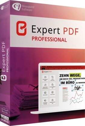 Expert PDF 15 Professional (Code in a Box)