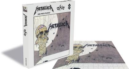 Metallica - One (500 Piece Jigsaw Puzzle)