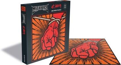 Metallica - St. Anger (500 Piece Jigsaw Puzzle)