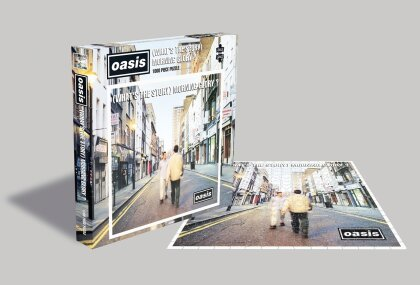 Oasis - (What's The Story) Morning Glory? (1000 Piece Jigsaw Puzzle)
