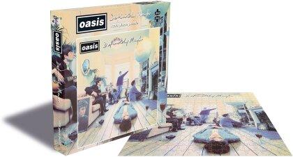 Oasis - Definitely Maybe (1000 Piece Jigsaw Puzzle)