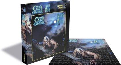 Ozzy Osbourne - Bark At The Moon (500 Piece Jigsaw Puzzle)
