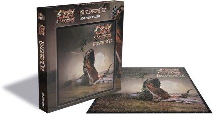 Ozzy Osbourne - Blizzard Of Ozz (500 Piece Jigsaw Puzzle)