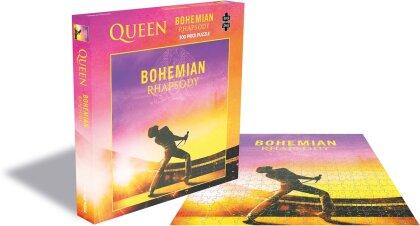 Queen - Bohemian Rhapsody (500 Piece Jigsaw Puzzle)