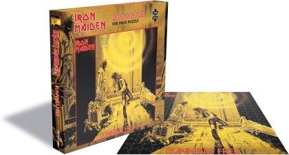 Iron Maiden - Running Free (500 Piece Jigsaw Puzzle)