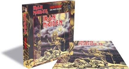 Iron Maiden - Sanctuary (500 Piece Jigsaw Puzzle)