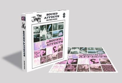 Jam, The - Sound Affects (500 Piece Jigsaw Puzzle)