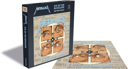 Metallica - Eye Of The Beholder (500 Piece Jigsaw Puzzle)