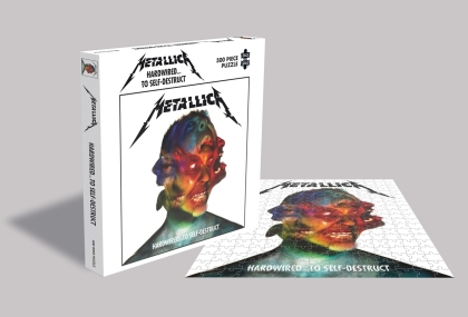 Metallica - Hardwired...To Self-Destruct (500 Piece Jigsaw Puzzle)