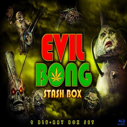 Evil Bong Stash Box