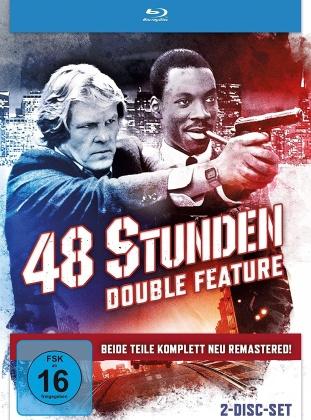48 Stunden Double Feature - Nur 48 Stunden / Und wieder 48 Stunden (Limited Edition, Mediabook, 2 Blu-rays)