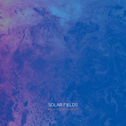 Solar Fields - Blue Moon Station (2021 Reissue, 2 LPs)