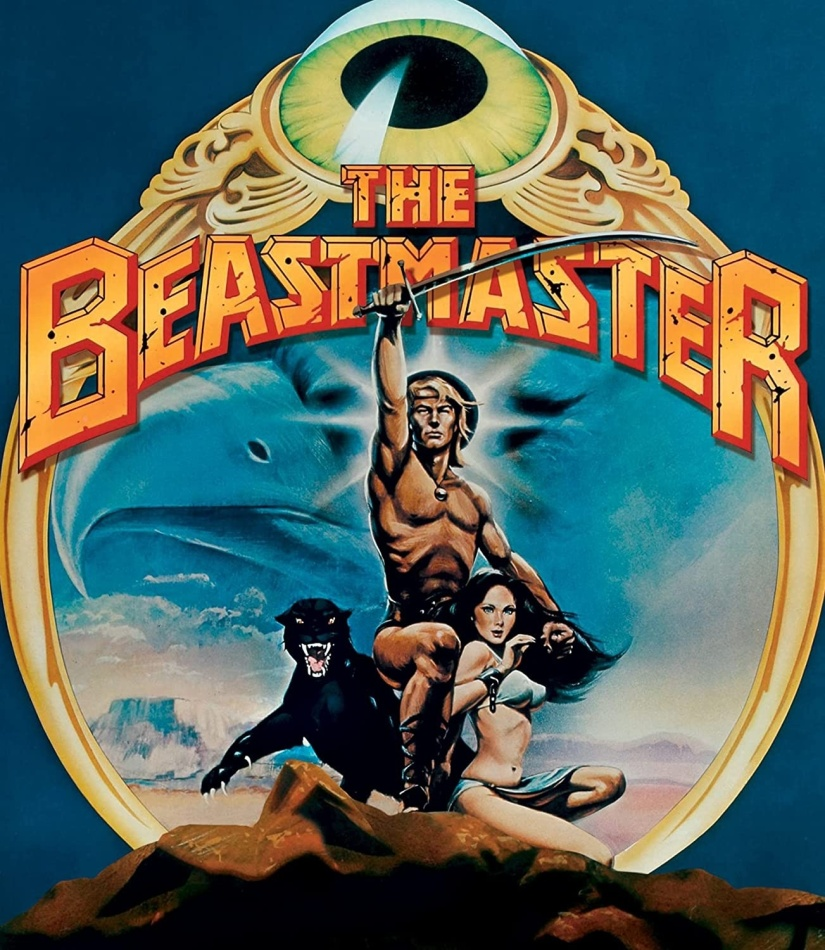 Beastmaster (1982) (4K Ultra HD + Blu-ray)