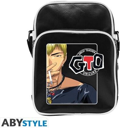 Sac besace Vinyle - GTO - Onizuka