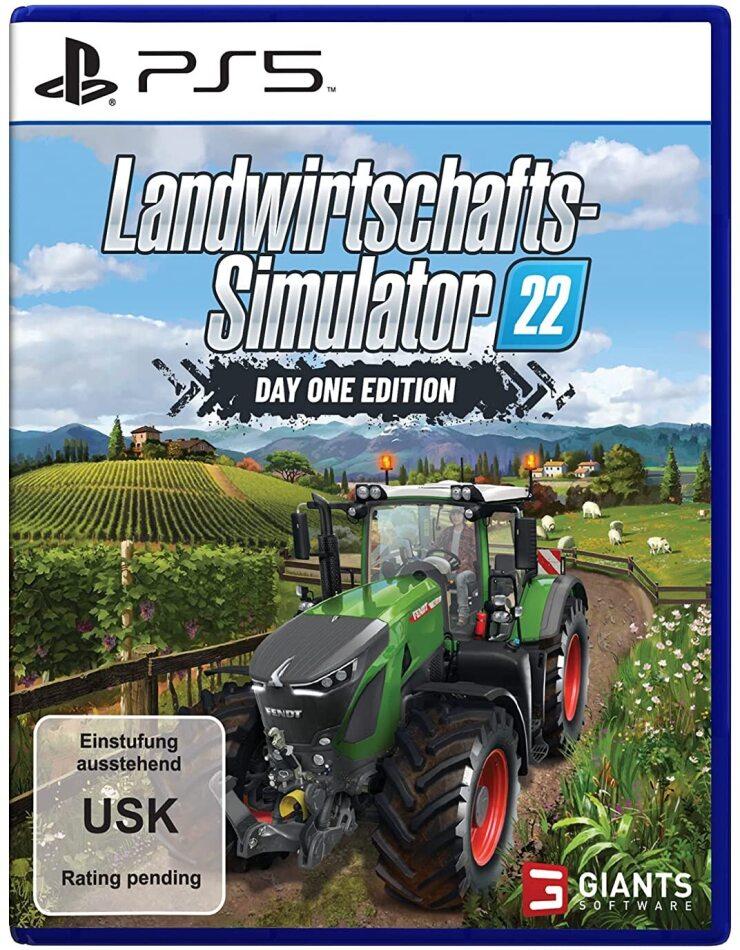 Landwirtschafts Simulator 22 (German Edition)