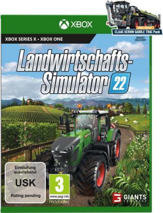 Landwirtschafts Simulator 22