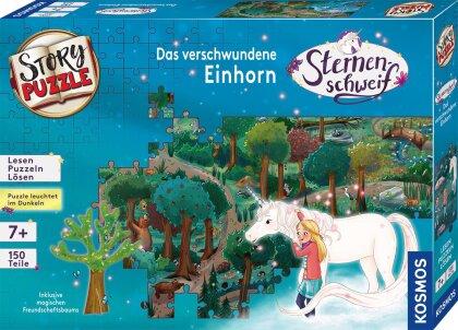 Story-Puzzle: Sternenschweif - Das verschwundene Einhorn