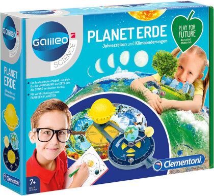 Planet Erde (Experimentierkasten)
