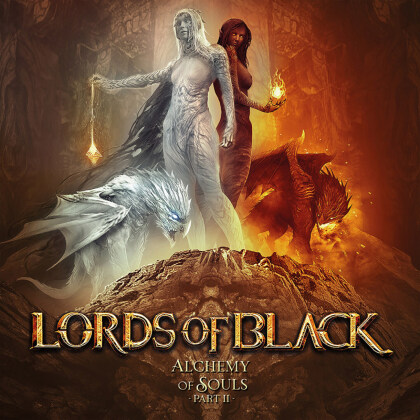 Lords Of Black - Alchemy Of Souls - Part II