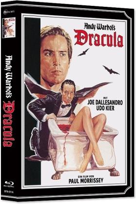 Andy Warhol's Dracula (1974) (Wattiert, Limited Edition, Mediabook, Blu-ray + DVD)