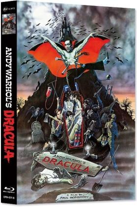 Andy Warhol's Dracula (1974) (Cover B, Limited Edition, Mediabook, Blu-ray + DVD)